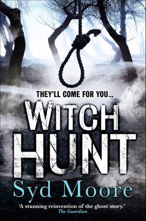 Witch Hunt Paperback  by Syd Moore