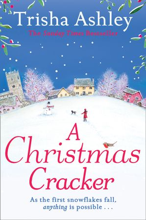 A Christmas Cracker Paperback  by Trisha Ashley