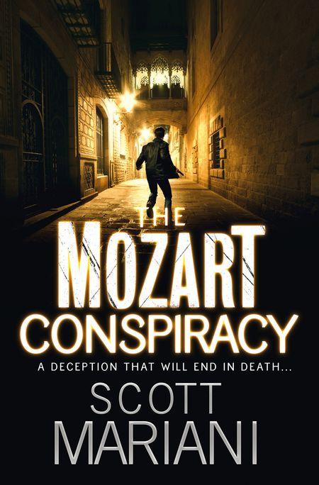 The Mozart Conspiracy - Scott Mariani