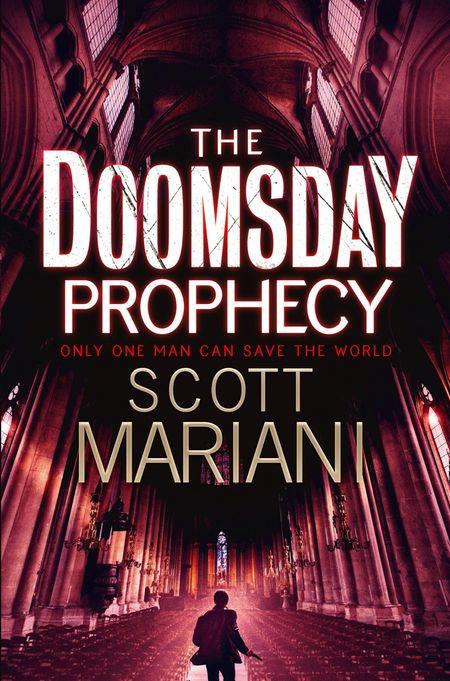 The Doomsday Prophecy - Scott Mariani