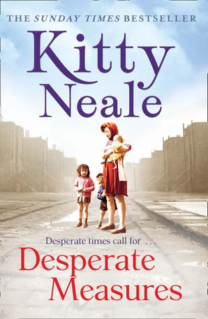 Desperate Measures Paperback  by Kitty Neale