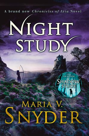 Night Study Paperback  by Maria V. Snyder