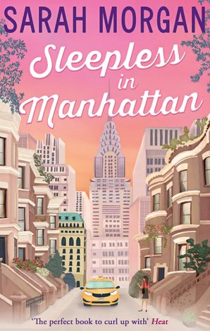 Sleepless In Manhattan Paperback  by Sarah Morgan