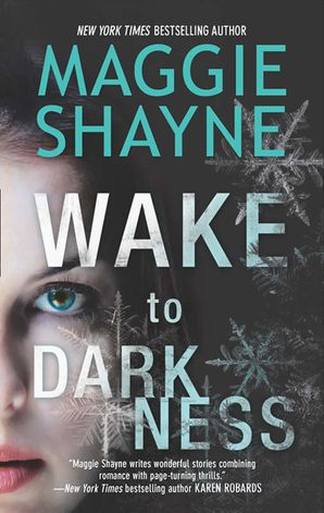 Wake To Darkness Paperback  by