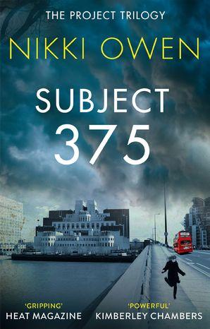 Subject 375 Paperback  by Nikki Owen