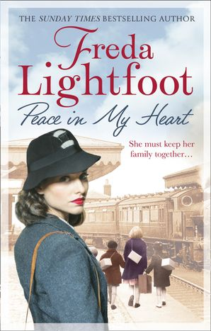 Peace In My Heart Paperback  by Freda Lightfoot