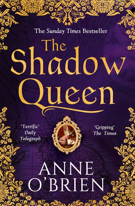 The Shadow Queen - Anne O'Brien