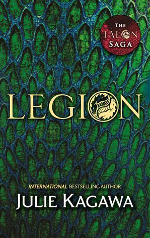 Legion (The Talon Saga, Book 4) Paperback  by Julie Kagawa