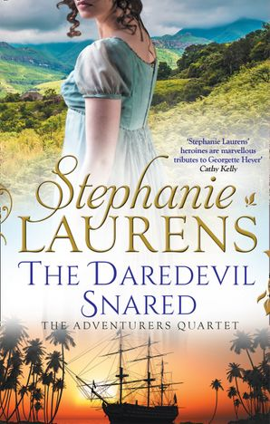 The Daredevil Snared Paperback  by Stephanie Laurens