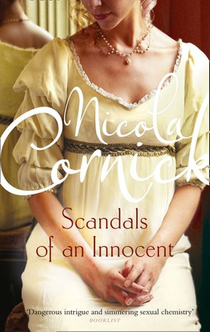 The Scandals Of An Innocent Paperback  by Nicola Cornick