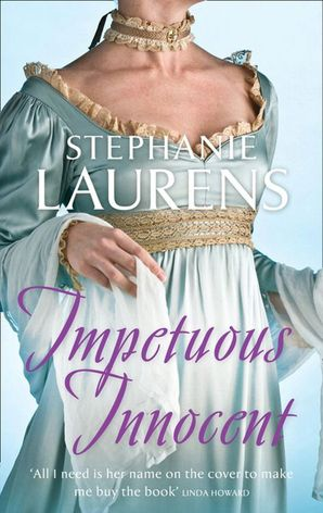 Impetuous Innocent Paperback  by Stephanie Laurens