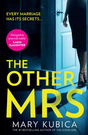 The Other Mrs Paperback  by Mary Kubica