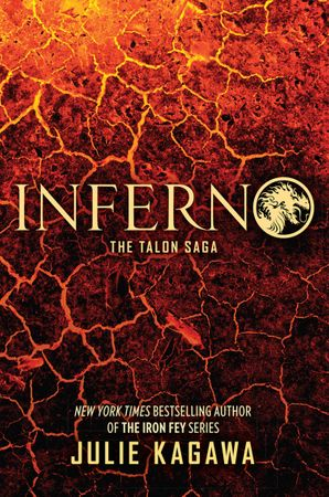 Inferno (The Talon Saga, Book 5) Paperback  by Julie Kagawa