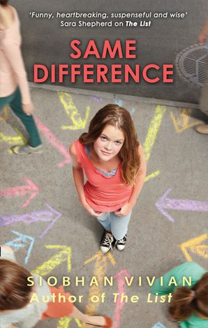 Same Difference Paperback  by Siobhan Vivian