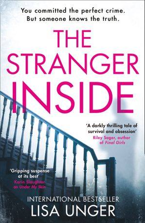 The Stranger Inside Paperback  by