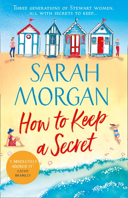 How To Keep A Secret - Sarah Morgan