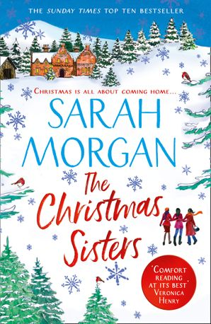 The Christmas Sisters Paperback  by Sarah Morgan