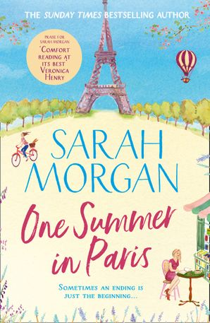 One Summer In Paris Paperback  by Sarah Morgan