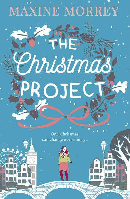 The Christmas Project - Maxine Morrey