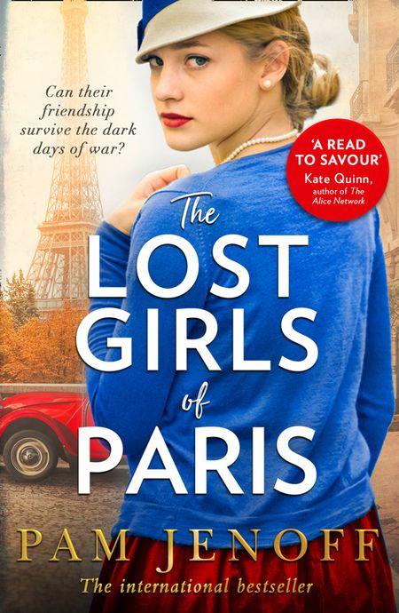The Lost Girls Of Paris - Pam Jenoff