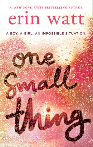 One Small Thing Paperback  by Erin Watt