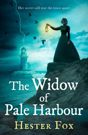 The Widow Of Pale Harbour Paperback  by