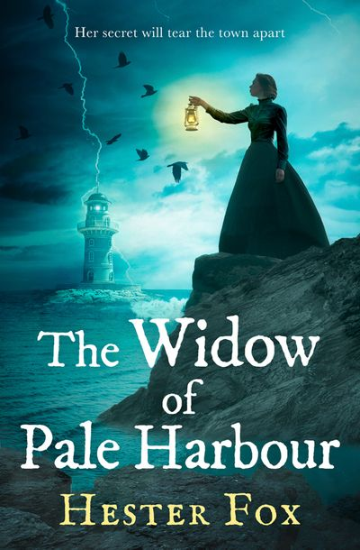The Widow Of Pale Harbour - Hester Fox