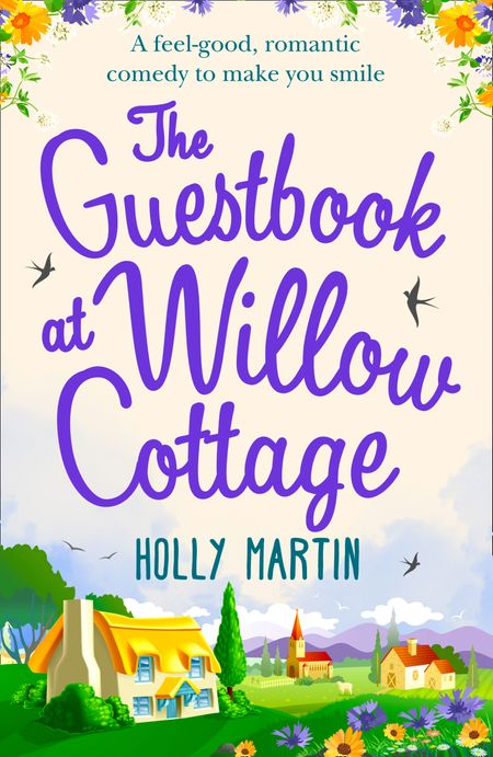 The Guestbook At Willow Cottage - Holly Martin