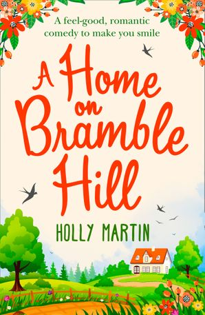 A Home On Bramble Hill Paperback  by
