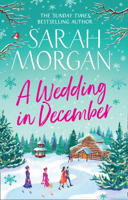 A Wedding In December - Sarah Morgan