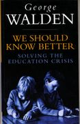 We Should Know Better: Solving the education crisis