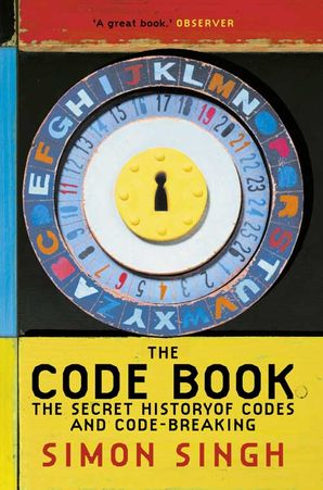The Code Book Paperback  by Simon Singh