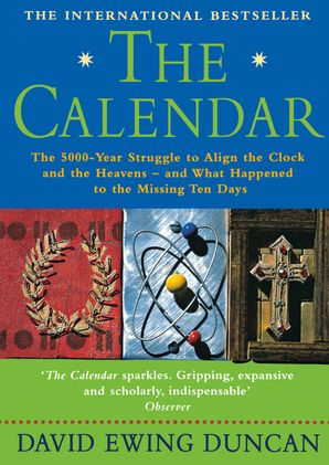 The Calendar Paperback  by David Ewing Duncan
