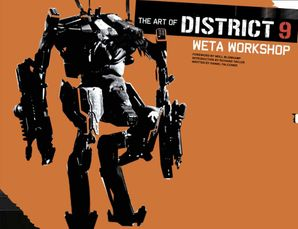 The Art of District 9 Hardcover  by No Author