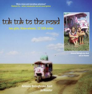 Tuk-Tuk to the Road Paperback  by