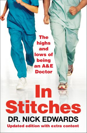 In Stitches Paperback  by Nick Edwards