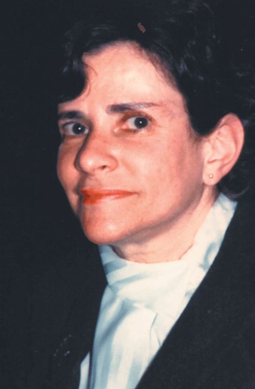 Gloria Goldreich