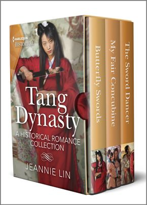 Tang Dynasty Boxset