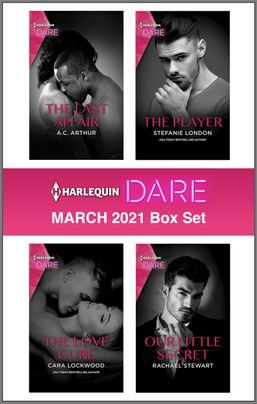 Harlequin Dare March 2021 Box Set