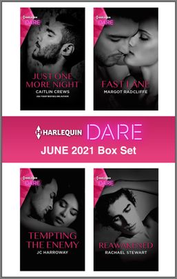 Harlequin Dare June 2021 Box Set