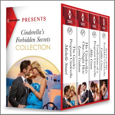 Cinderella's Forbidden Secrets Collection