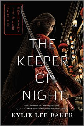 The Keeper of Night