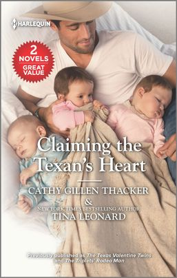 Claiming the Texan's Heart