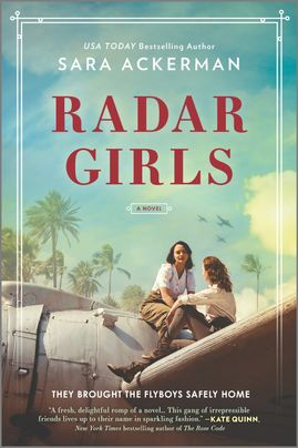 Radar Girls by Sarah Ackerman Discussion Guide