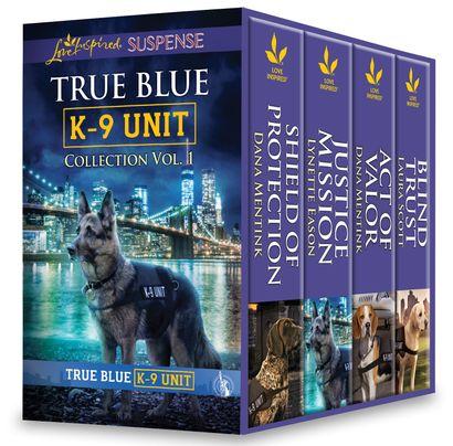 True Blue K-9 Unit Collection Vol 1