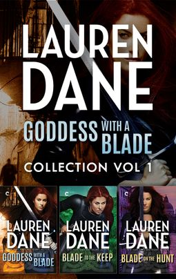 Goddess with a Blade Vol 1