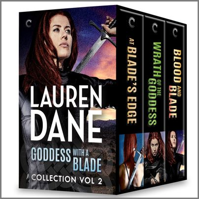 Goddess with a Blade Vol 2