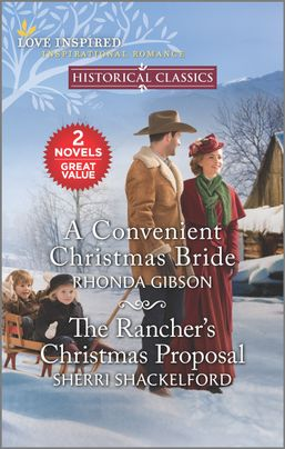 A Convenient Christmas Bride and The Rancher's Christmas Proposal