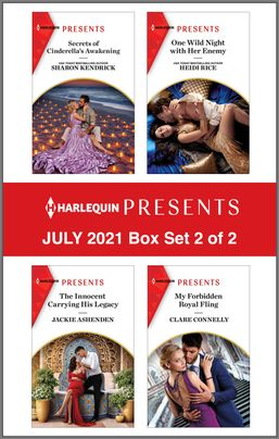 Harlequin Presents - July 2021 - Box Set 2 of 2