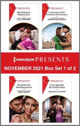 Harlequin Presents November 2021 - Box Set 1 of 2